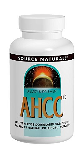 Cheap SOURCE NATURALS Ahcc Active Hexose Correlated Compound 500 Mg Capsule, 60 Count