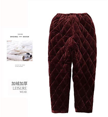 75kg Spesso Xl165 Caldo Più Pajamasx 65 170cm 170cm Da Casa E Cotone Servizio 65 Modelli Xl165 Spesso Vestito Casual Uomo Corallo In Autunno Inverno 75kg Flanella Velluto Di Pigiama Pile w7FqxZw4