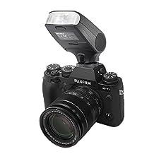 Neewer® MK320 TTL LCD Display Speedlite for Fujifilm X100s X100r X30 X-Pro1 X-A1 X-A2 X-E1 X-E2 X-M1 X-T1 S1 SL1000