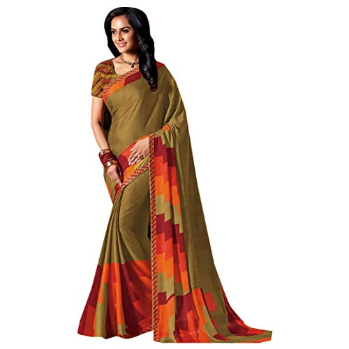 Gonna Designer ETHNIC Etnico Tradizionale Women Party Bollywood Crape Wear New Georgette Sari EMPORIUM Ladies Wedding Dress hochzet Blouse 2874 Designer indiano Saree RR7FxqPzrn