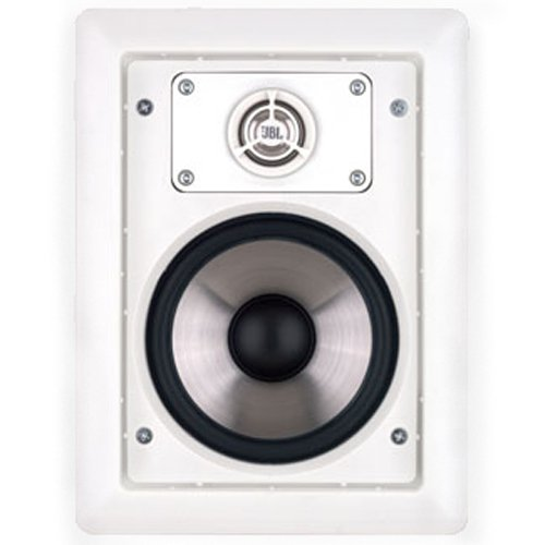 Low Frequency Loudspeaker Driver - Leviton AEI65 Architectural Edition Powered By JBL, Pair of 6.5-Inch In-Wall Speakers
