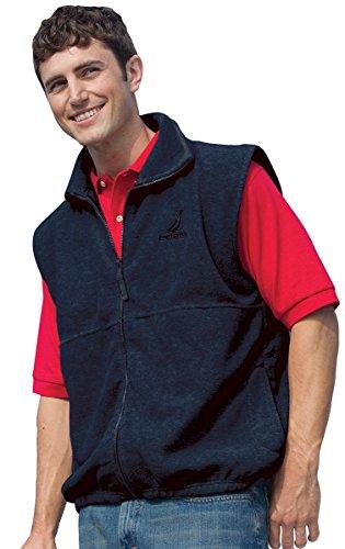 Zip Microfleece Vest - 5