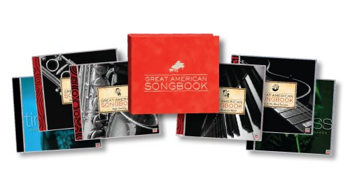 Tony Bennett Frank Sinatra (Great American Songbook 10 CD Box Set)