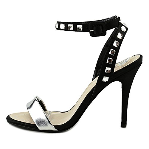 Jeweled Cassidy Sandals Black Ankle Dres Caparros Strap aqxBdw1