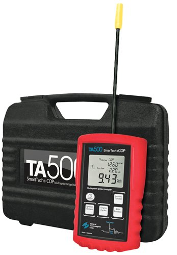 GTC TA500 Smartach + COP Multisystem Ignition Analyzer by Sheffield Research (Image #1)
