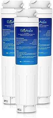 EcoAqua EFF-6025A Reemplazo del filtro del refrigerador de agua ...