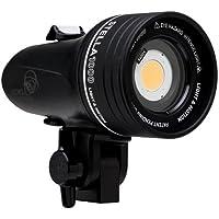 Light & Motion Camera Kit Light & Motion Stella 1000 Single Pt. Led (Spled) Light, Black (850-0398-A)