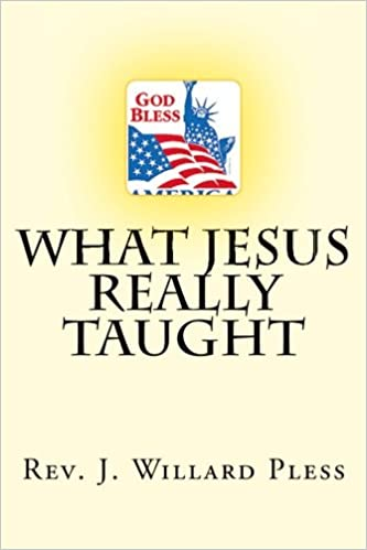 Book What Jesus Really Taught