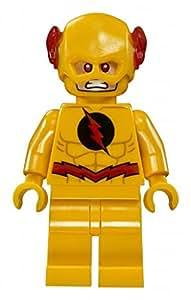 LEGO DC Comics Super Heroes Jusctice League Minifigure - Reverse Flash (76098)