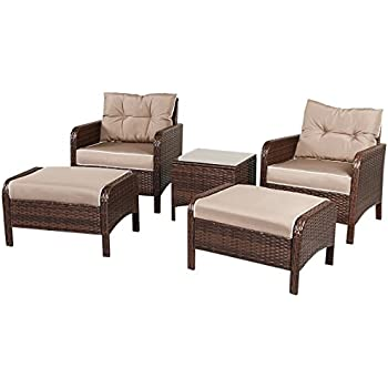 Amazon Com Patio Furniture Outdoor Lawn Amp Garden Hampton