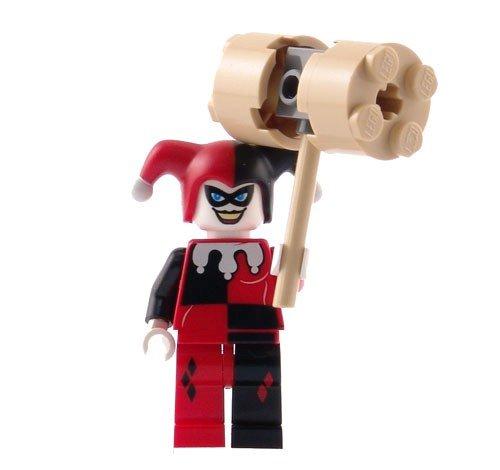 Hammer Bat (LEGO Batman Minfigure - Harley Quinn with Hammer (2008))