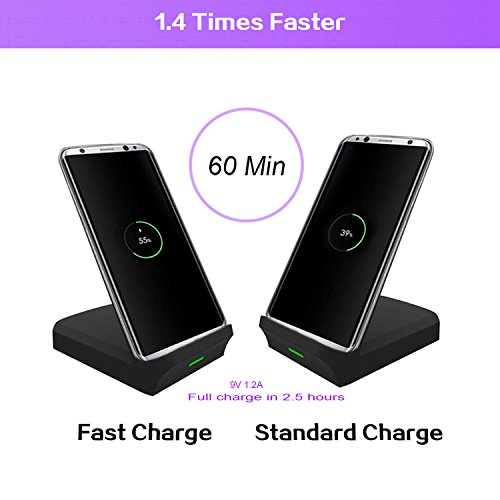 Rioddas-Fast-Wireless-Charger-QI-Wireless-Charging-Stand-Pad-Built-in-Cooling-Fan-for-Apple-iPhone-X-iPhone-8-iPhone-8-Plus-Samsung-Galaxy-Note-8-S8-S8-Plus-S7-Edge-S7-S6-Edge-Plus-Note-5