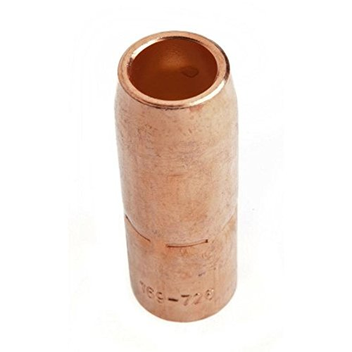 Nozzle for Mig Welding, Hobart or Miller, 5/8-Inch - Forney 60161