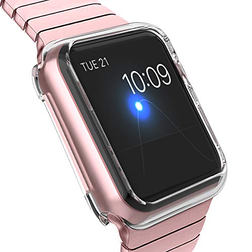 Series 4 40mm Replacement for Apple Watch Case, yiween Protective Case Compatible with iWatch Series 4