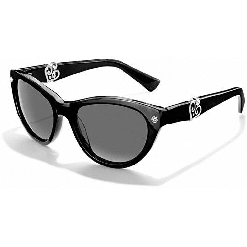 Brighton's Alcazar Black Cat Eye - Sunglasses Brighton