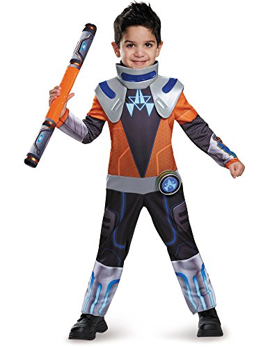 Miles Chrome Classic Toddler Miles From Tomorrowland Disney Costume, Large/4-6