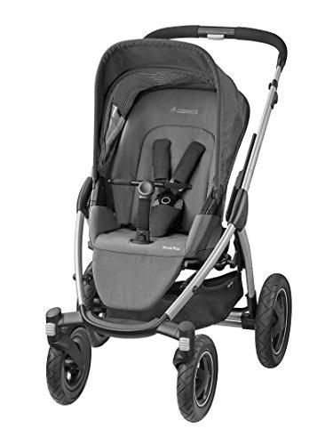 Maxi-Cosi Mura 4 Plus Kombi-Kinderwagen (inkl. Zubehör) concrete grey