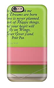 New Premium Angoward Funny Life Quotes Skin Case Cover Excellent Fitted For Iphone 6