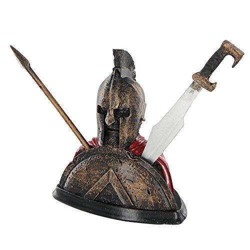 The Ultimate Hoplite Warrior Spartan Desk Accessory