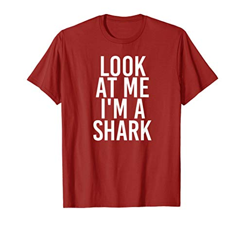Shark Costume Group Easy Outfit Shirt for -