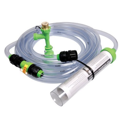 25 Foot Python No Spill Clean and Fill Aquarium Maintenance System by Python Products Inc.
