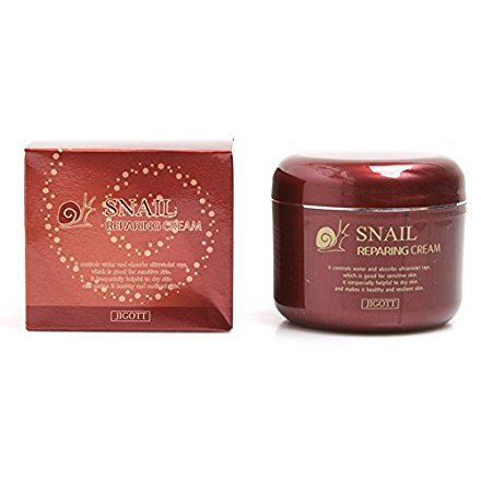 Price comparison product image Jigott Snail Reparing Cream 100g