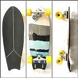 Skate simulador do surf USboards