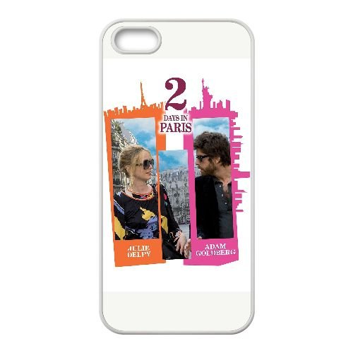 L1P14 jours à Paris Haute Résolution Affiche Y7M6RC coque iPhone 4 4s cellule de cas de téléphone couvercle coque blanche WZ6QYY7CX
