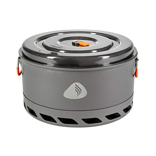 Jetboil Group Cooking System - Jetboil 5-Liter FluxRing Camping Cooking Pot