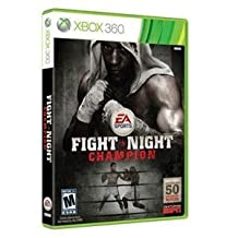 NEW Fight Night Champion X360 (Videogame Software) by Electronic Arts