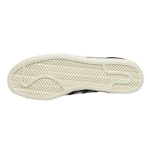 9 1 80s Chaussure D65874 3 Noir Uk Heritage Halfshell Eur 43 6zCfwFq