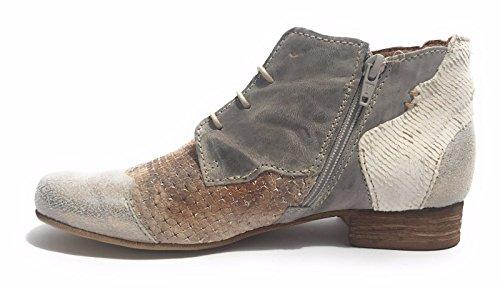 Zapatos Mujer Taupe Cordones Pietra Clocharme de para Avorio d8FnfR1