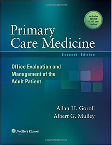 Primary care medicine office evaluation and management of the primary care medicine office evaluation and management of the adult patient seventh edition fandeluxe Gallery
