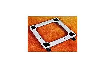 com-gas 10003 10003-Soporte rodante para cocinas y frigoríficos, 44 x 44 cm, 42x4x42 cm: Amazon.es: Jardín
