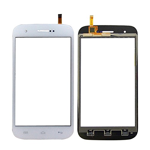 HYYT Phone Repair Part Replacement Front Glass Touch Screen Touch Panel Tp for Blu Studio5.0 D530 (White)
