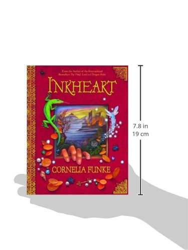 Buy inkheart book online at low prices in india inkheart reviews buy inkheart book online at low prices in india inkheart reviews ratings amazon fandeluxe Gallery