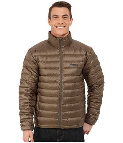 Marmot Men's Zeus Jacket 2015 (Deep Olive, L)