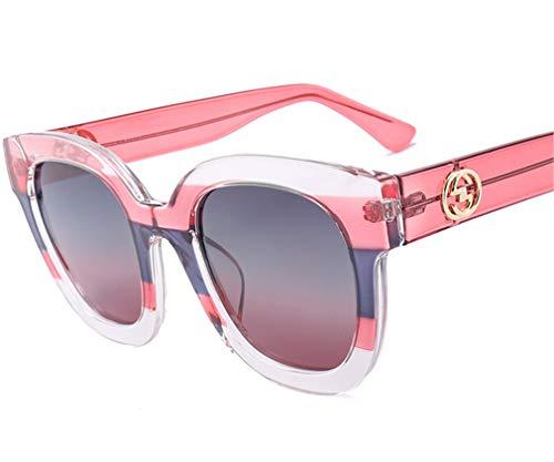 400UV Classique Homme Pink de Femme Vert Protection Style polarisées Mode Soleil Couple Lunettes et XIYANG q0f7RR