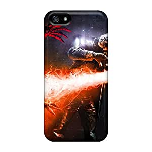 Awesome Case Cover/iphone 5/5s Defender Case Cover(light Up The Party)