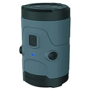 Scosche boomBOTTLE H2O Bluetooth Wireless Speaker - Gray