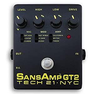 SANSAMP GT-2