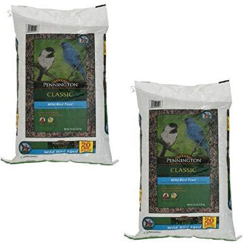 Pennington Classic Wild Bird Feed and Seed (2, 20 lbs) by Pennington