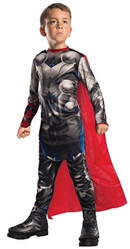 [Rubie's Costume Avengers 2 Age of Ultron Child's Thor Costume, Small] (Halloween Costumes For Girl Kids)