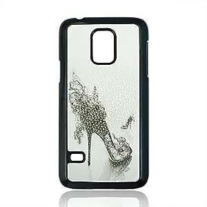 WQQ Teléfono Móvil Samsung - Cobertor Posterior - Diseño Especial - para Samsung Galaxy Mini S5 ( Multi-color , Plástico )