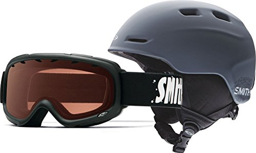 Smith Optics Unisex Youth Zoom Jr with Gambler Combo Snow Sports Helmet