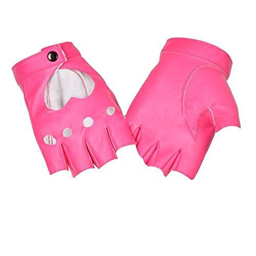 Better Annie Women's Semi-finger Hip-hop Style Gloves Lady's