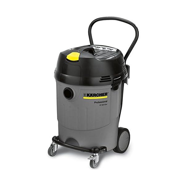 Karcher NT65/2 Eco (110V) Wet & Dry Vacuum
