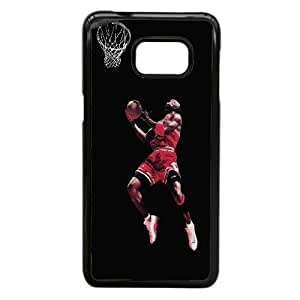 Samsung Galaxy Note 5 Edge Cell Phone Case Black Michael Jordan_006 Gift P0J0Z3-2397900