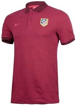 Nike Polo de niño Atletico Madrid (2016-2017) (Night Maroon) (10 ...