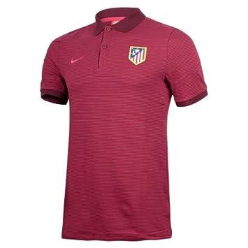 Nike Polo de niño Atletico Madrid (2016-2017) (Night Maroon) (